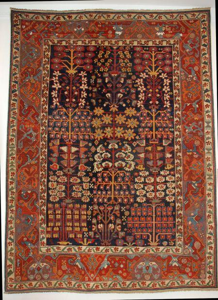 Kurdish Rug 18th century