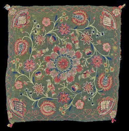 Swedish Jynne 1200 (sitting cushion) dated 1797
