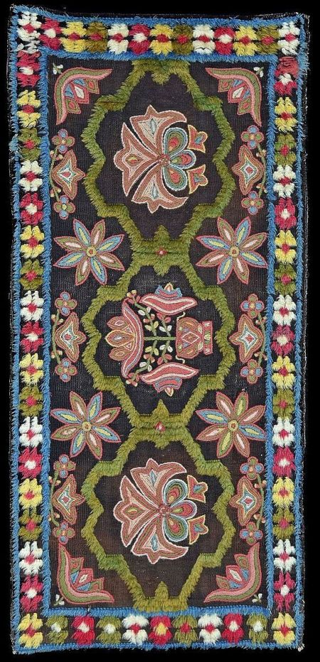 Trensaflossa and embroidery agedyna WRS 1200 turned