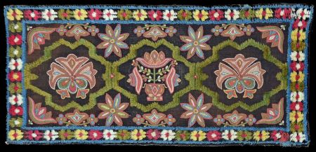 Trensaflossa and embroidery agedyna WRS 1200